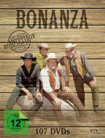 Robert Altman: Bonanza (Komplettbox), DVD