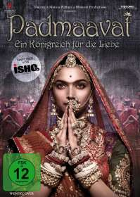 Sanjay Leela Bhansali: Padmaavat, DVD