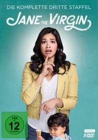 Jennie Snyder Urman: Jane the Virgin Staffel 3, DVD