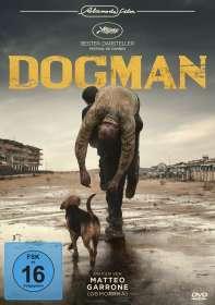 Matteo Garrone: Dogman, DVD