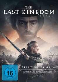 Edward Bazalgette: The Last Kingdom Staffel 3, DVD