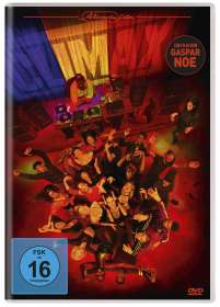 Gaspar Noé: Climax, DVD