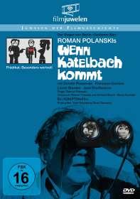 Roman Polanski: Wenn Katelbach kommt..., DVD