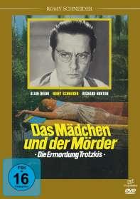 Joseph Losey: Das Mädchen und der Mörder (Die Ermordung Trotzkis), DVD