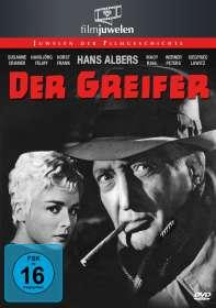 Eugen York: Der Greifer (1958), DVD