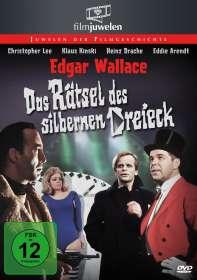 Werner Jacobs: Das Rätsel des silbernen Dreiecks, DVD