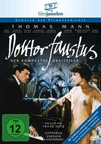 Franz Seitz: Doktor Faustus, DVD