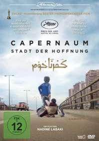 Nadine Labaki: Capernaum - Stadt der Hoffnung, DVD