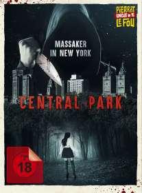 Justin Reinsilber: Central Park (Blu-ray & DVD im Mediabook), BR