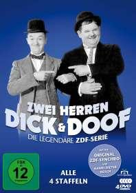Hal Roach: Zwei Herren Dick und Doof (Original ZDF-Serie), DVD