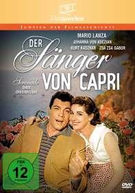 Rudolph Mate: Der Sänger von Capri (Serenade einer großen Liebe), DVD