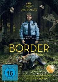 Ali Abbasi: Border, DVD