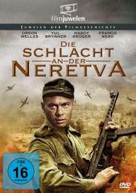 Veljko Bulajic: Die Schlacht an der Neretva, DVD