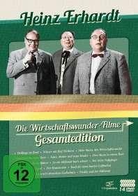 Erich Engels: Heinz Erhardt Wirtschaftswunder (Gesamtedition), DVD