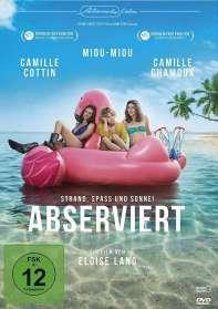 Eloise Lang: Abserviert, DVD