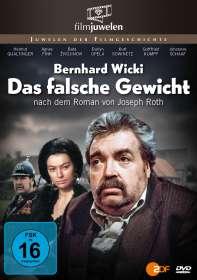 Bernhard Wicki: Das falsche Gewicht, DVD