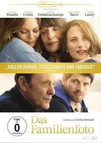 Cecilia Rouaud: Das Familienfoto, DVD