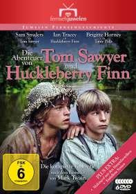 Die Abenteuer von Tom Sawyer und Huckleberry Finn (Komplette Serie), DVD