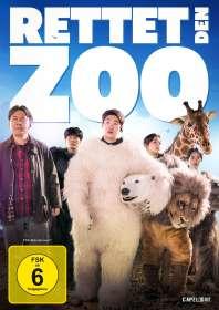 Son Jae-gon: Rettet den Zoo, DVD
