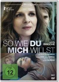 Safy Nebbou: So wie du mich willst, DVD