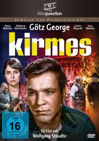 Wolfgang Staudte: Kirmes, DVD