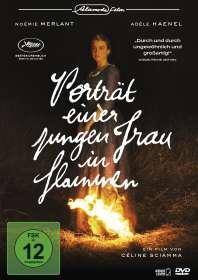 Celine Sciamma: Porträt einer jungen Frau in Flammen, DVD
