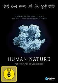 Adam Bolt: Human Nature: Die CRISPR Revolution (OmU), DVD
