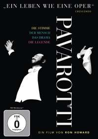 Ron Howard: Pavarotti (2019), DVD