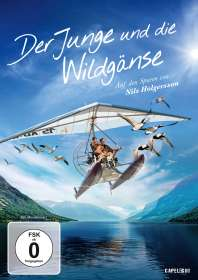Nicolas Vanier: Der Junge und die Wildgänse, DVD