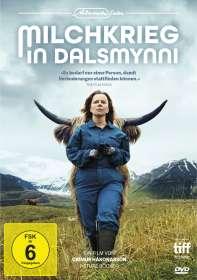 Grimur Hakonarson: Milchkrieg in Dalsmynni, DVD