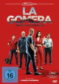 Corneliu Porumboiu: La Gomera, DVD
