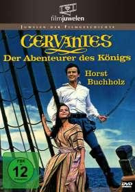 Vincent Sherman: Cervantes - Der Abenteurer des Königs, DVD
