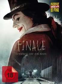 Søren Juul Petersen: Finale (Blu-ray & DVD im Mediabook), BR