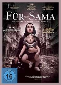 Waad Al-Kateab: Für Sama (OmU), DVD