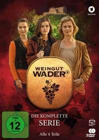 Tomy Wigand: Weingut Wader (Komplette Serie), DVD
