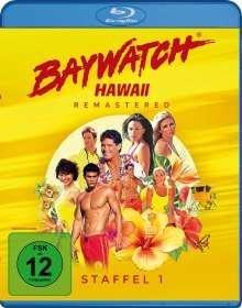 Gregory J. Bonann: Baywatch Hawaii Staffel 1 (Blu-ray), BR