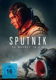 Egor Abramenko: Sputnik (2020), DVD