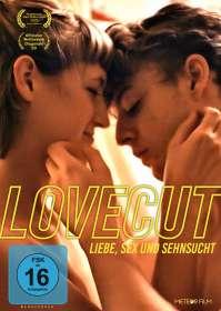Iliana Estañol: Lovecut, DVD