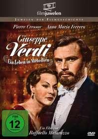 Raffaello Matarazzo: Giuseppe Verdi - Ein Leben in Melodien, DVD