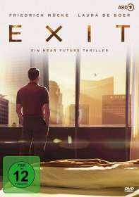 Sebastian Marka: Exit - Ein Near-Future-Thriller, DVD