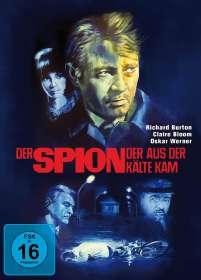 Martin Ritt: Der Spion, der aus der Kälte kam (Blu-ray & DVD im Mediabook), BR