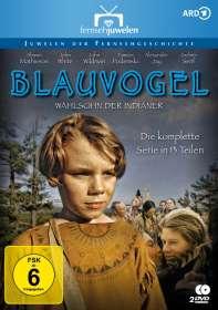 Jeff Authors: Blauvogel (Komplette Serie), DVD