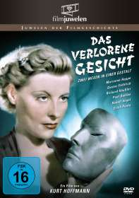Kurt Hoffmann: Das verlorene Gesicht, DVD