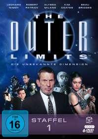 Mario Azzopardi: Outer Limits - Die unbekannte Dimension Staffel 1, DVD