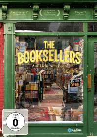 D.W. Young: The Booksellers - Aus Liebe zum Buch (OmU), DVD