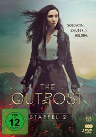 The Outpost Staffel 2, DVD