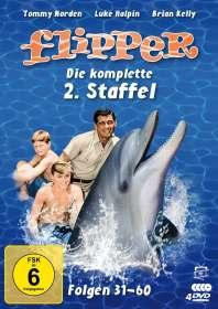 Hollingsworth Morse: Flipper Staffel 2, DVD