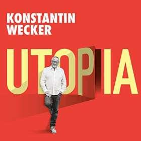 Konstantin Wecker: Utopia, CD