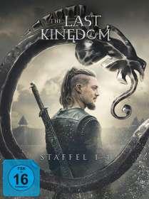 The Last Kingdom Staffel 1-4, DVD