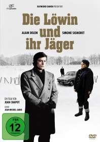 Jean Chapot: Die Löwin und ihr Jäger, DVD
